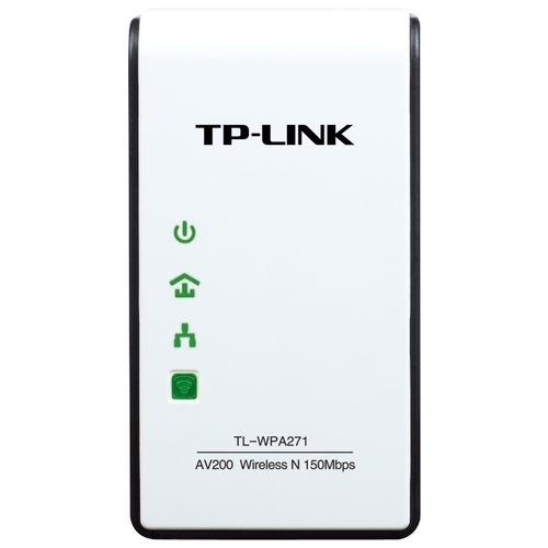 Wi-Fi+Powerline роутер TP-LINK TL-WPA271