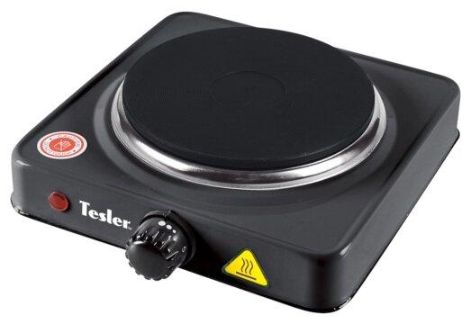 Сравнение с Электроплитка Tesler PE-13 черный