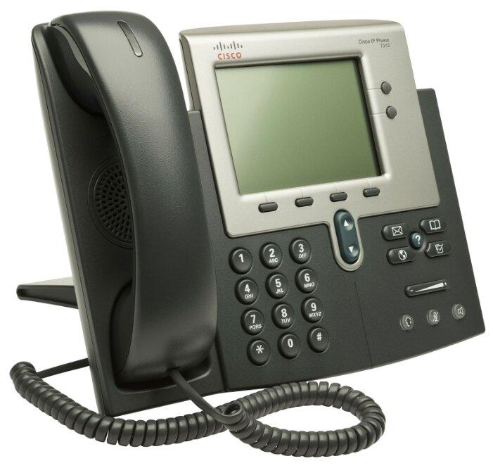 Cisco VoIP-телефон Cisco 7942G