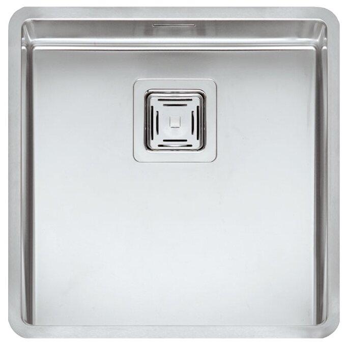 Интегрированная кухонная мойка Reginox Texas 40x40