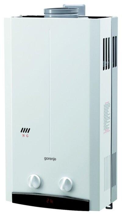 Проточный водонагреватель Gorenje GWH 10 NNBW