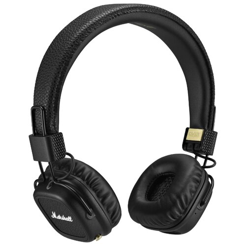 Беспроводные наушники Marshall Major II Bluetooth black robert marshall the haunted major