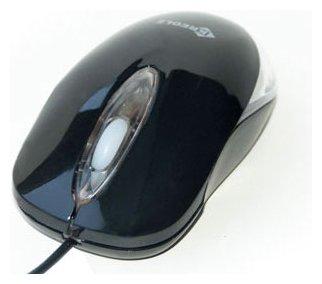 Мышь Kreolz MS09U Black USB