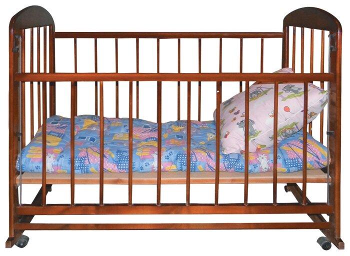 Кроватка Уренская Мебельная Фабрика Мишутка 12