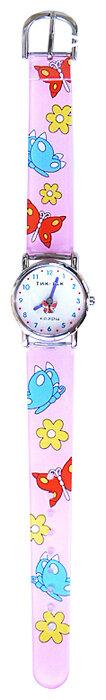 Наручные часы Тик-Так H101-1 Розовая бабочка