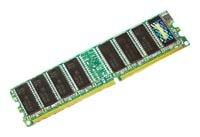 Оперативная память 1 ГБ 1 шт. Transcend TS128MLD64V3J