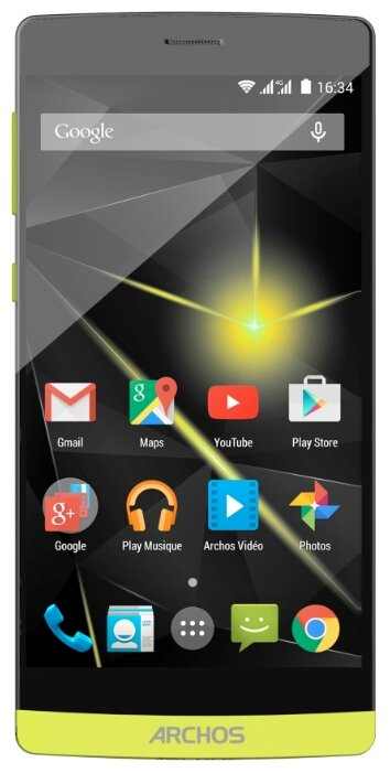Смартфон Archos 50 Diamond