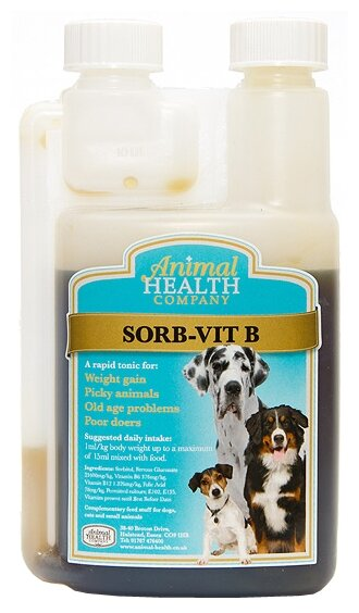 Animal Health Sorb-Vit B