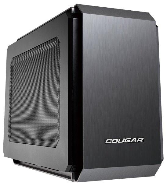 COUGAR Компьютерный корпус COUGAR QBX Black