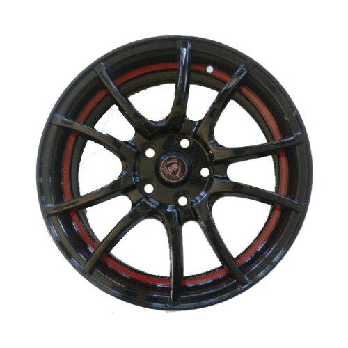 Колесный диск NZ Wheels F-43 6x15/4x100 D60.1 ET36 BKRSI nz f 43 6 5x16 4x100 d60 1 et50 bkrsi