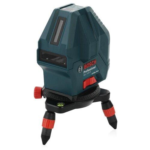 Лазерный уровень самовыравнивающийся BOSCH GLL 3-15 X Professional (0601063M00) уровень bosch gll 3 80c 15м 0601063r00