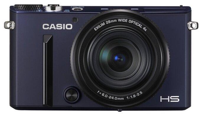 Компактный фотоаппарат CASIO Exilim EX-10