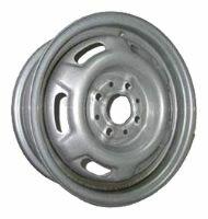 Штампованный диск ОАО ГАЗ Соболь (2217-3101015) 6x16 5x139.7 ET45.0 D108 Металлик