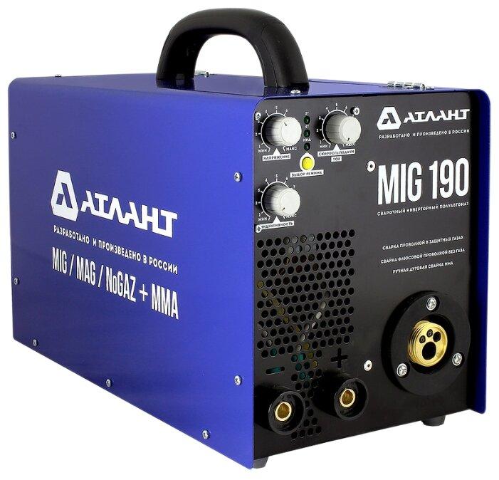 Сварочный аппарат Атлант MIG-190К