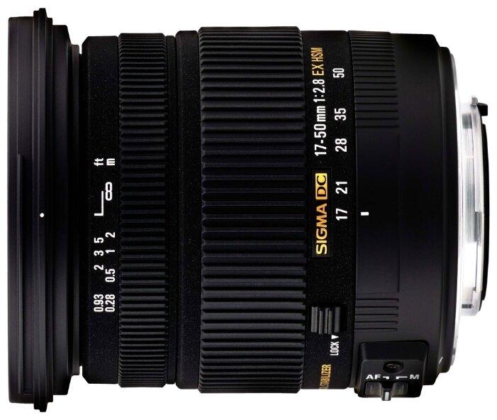 Sigma Объектив Sigma AF 17-50mm f/2.8 EX DC OS HSM Nikon F