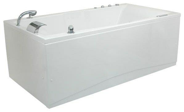 Отдельно стоящая ванна Aquanet Vega 190x100 без гидромассажа