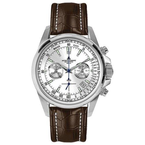 Наручные часы JACQUES LEMANS 1-1830B наручные часы jacques lemans 1 1850zd