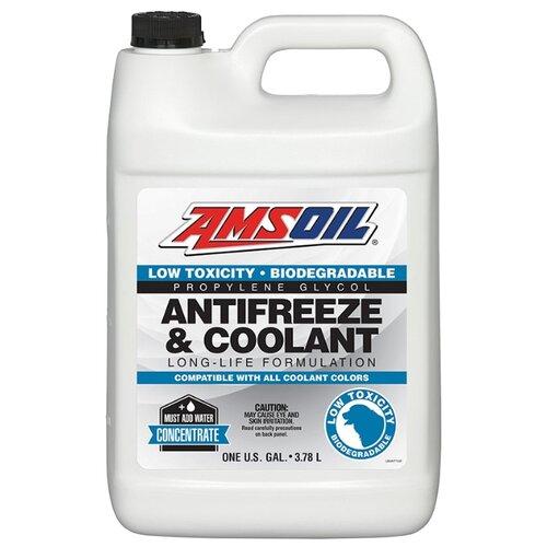 Антифриз AMSOIL Low Toxicity Antifreeze and Engine Coolant 3.78 л