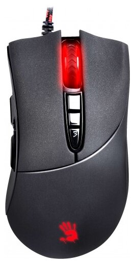 Мышь A4Tech Bloody V3 game mouse Black USB