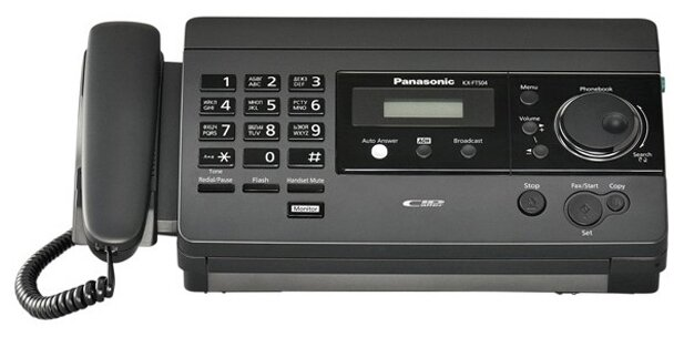 Факс Panasonic KX-FT504 RUB