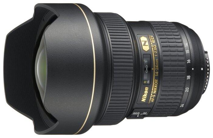 Nikkor 14-24mm f/2.8G ED AF-S