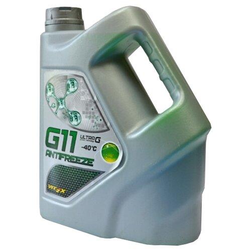 Антифриз Vitex Ultra G11 зеленый 5 кг