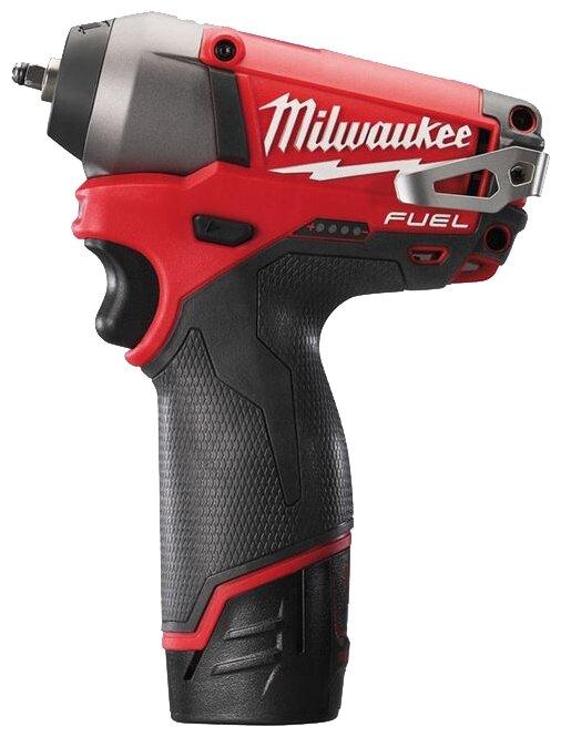 Гайковерт Milwaukee M12 CIW14-0