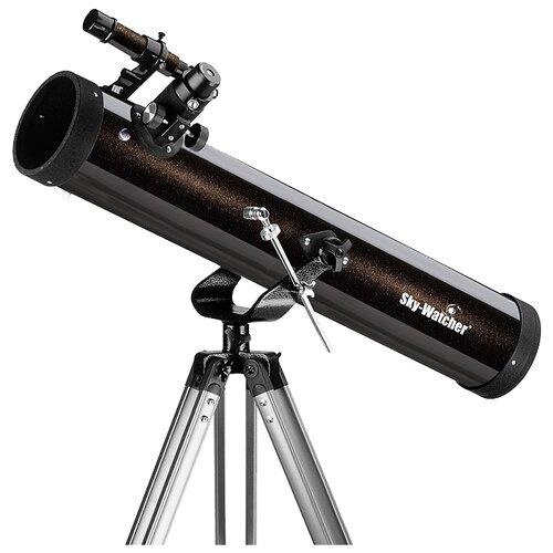 Фото - Телескоп Sky-Watcher BK 767AZ1 черный линза барлоу sky watcher 2x 1 25 с адаптером для камеры