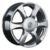 Колесные диски Replay Nissan NS45 7x17 PCD 5x114.3 ET 55 ЦО 66.1 цвет: HPB