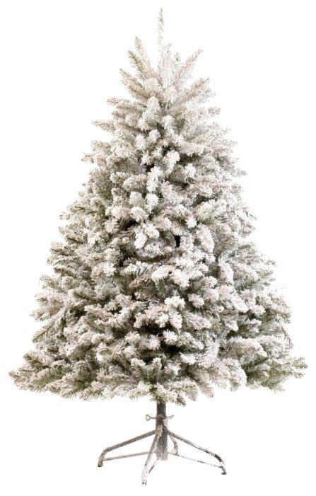 Царь елка Ель Снежная Фантазия с освещением