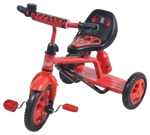 Трехколесный велосипед 1 TOY Т57604 Беби Байкер