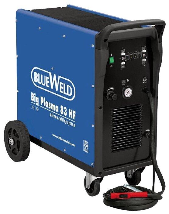 Инвертор для плазменной резки BLUEWELD Big Plasma 83 HF