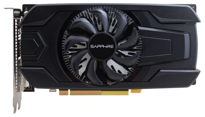 Sapphire Radeon RX 460 1090Mhz PCI-E 3.0 4096Mb 7000Mhz 128 bit DVI HDMI HDCP