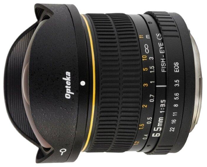 Opteka 6.5mm f/3.5 HD Aspherical Nikon F
