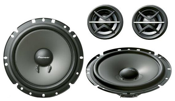 Автомобильная акустика Pioneer TS-170Ci фото 1