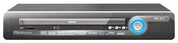 DVD-плеер Rolsen RDV-2012
