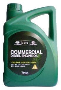 Моторное масло MOBIS Commercial Diesel 10W-40 4 л