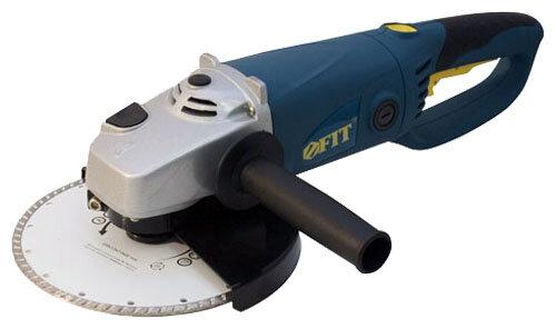 УШМ FIT AG-230/2200, 2200 Вт, 230 мм