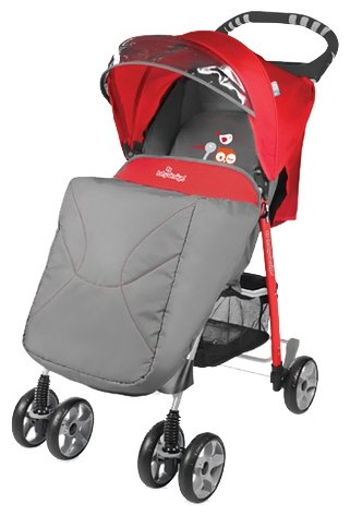 Прогулочная коляска Baby Design Mini (2012)