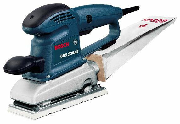 Bosch GSS 230 AE 0