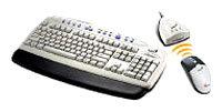 Клавиатура и мышь Genius Wireless TwinTouch+ Grey PS/2