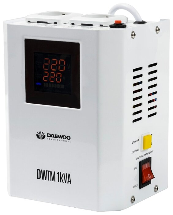 Daewoo Power Products DW-TM1kVA