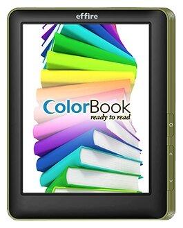 effire Электронная книга effire ColorBook TR802