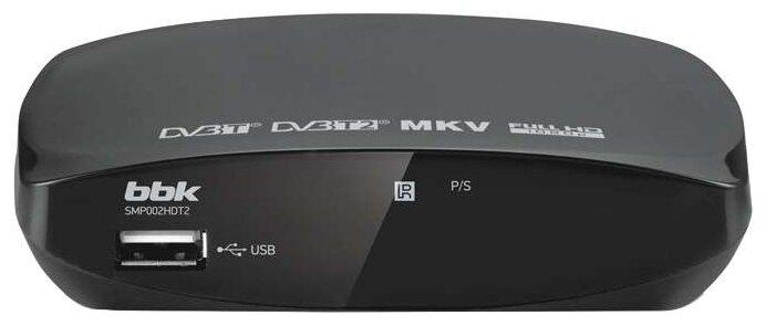 BBK TV-тюнер BBK SMP002HDT2