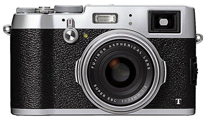 Сравнение с Fujifilm Fujifilm X100T