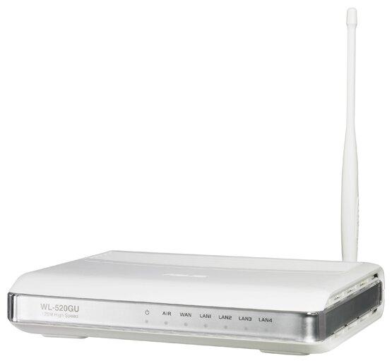 Wi-Fi роутер ASUS WL-520GU