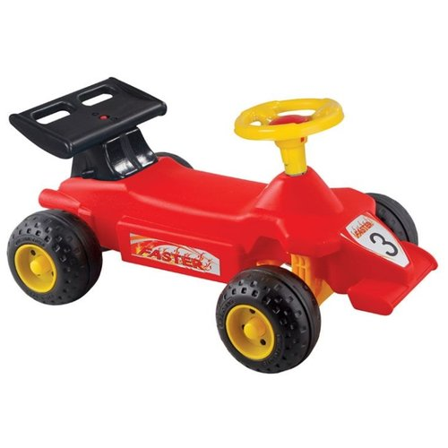 Купить Каталка-толокар pilsan Super Race Car (06808) со звуковыми эффектами красный, Каталки и качалки