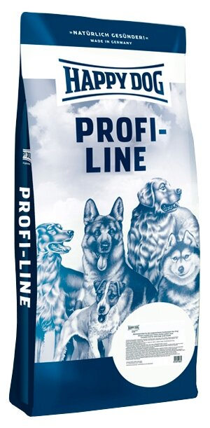 Корм для собак Happy Dog Profi Puppy Mini для щенков собак мелких пород с ягненком и рисом