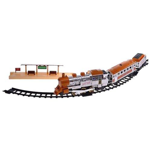 Play Smart Игровой набор Мой первый поезд, 0617