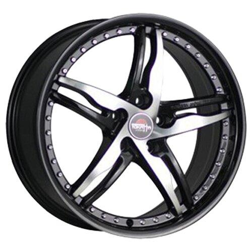 цена на Колесный диск Yokatta Model-40 8x18/5x105 D56.6 ET42 BKF